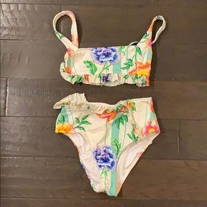 ASOS Swim - Two piece bikini with high waisted pant